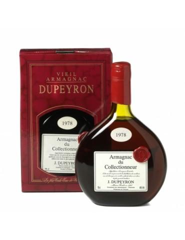 DUPEYRON MILLESIME 1978, 0.7L, 40% ABV