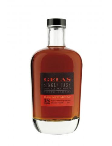 GELAS 18 ANI Single Cask, 0.7L, 41.9% ABV