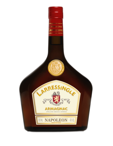 LARRESSINGLE NAPOLEON, 0.7L, 40% ABV