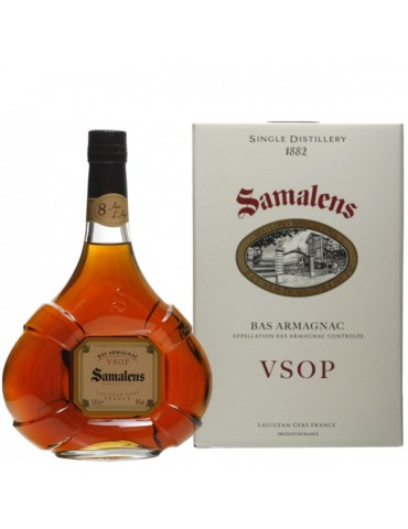 SAMALENS Armagnac, VSOP, 0.7L, 40% ABV