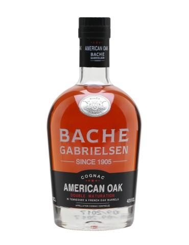 BACHE GABRIELSEN American Oak, VSOP, Fins Bois, 0.7L, 40% ABV