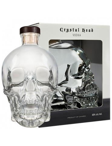 CRYSTAL HEAD Vodka, Canada, 0.7L, 40% ABV