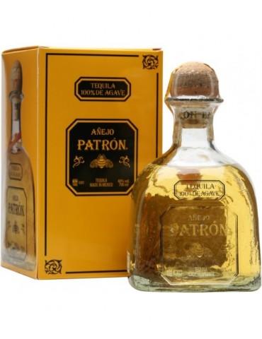 PATRON Anejo Tequila, Mexic, 1L, 40% ABV