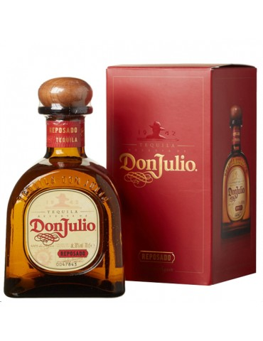DON JULIO Reposado, Mexic, 0.7L, 38% ABV