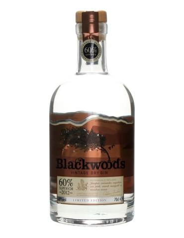BLACKWOOD`S Vintage Dry, Marea Britanie, 0.7L, 60% ABV