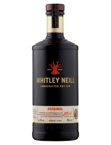 WHITLEY NEILL London Dry, Anglia, 0.7L, 43% ABV