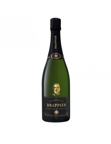 DRAPPIER Cuvee Charles De Gaulle, Franta, 0.75L, 12% ABV