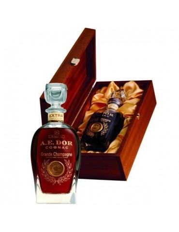 AE DOR Cognac, Extra, Grande Champagne, 0.7L, 40% ABV