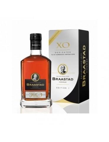 BRAASTAD Dedicated, XO, 0.7L, 40% ABV