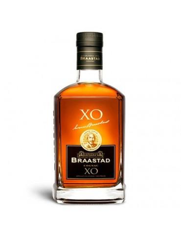 BRAASTAD Cognac, XO, Petite Champagne, 1L, 40% ABV