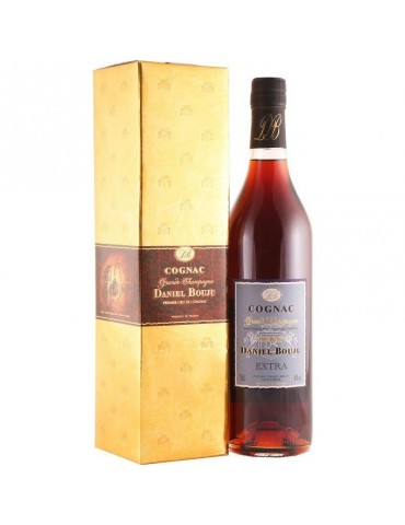 DANIEL BOUJU Cognac, Extra, Grande Champagne, 0.7L, 40% ABV
