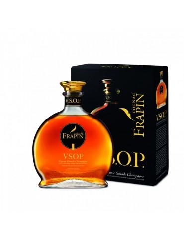 FRAPIN Cognac, VSOP, Grande Champagne, 0.5L, 40% ABV