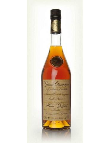 GEFFARD Vieille Reserve, Grande Champagne, 0.7L, 40% ABV