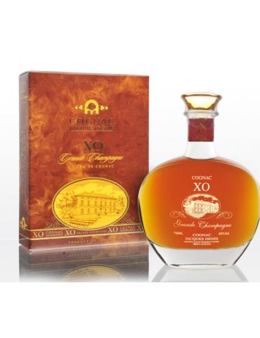 JACQUES DENIS Carafe, XO, Grande Champagne, 0.7L, 40% ABV