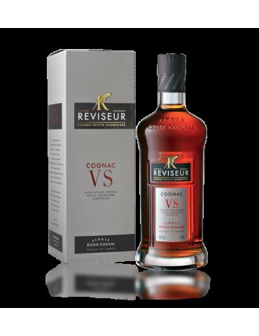 REVISEUR Cognac, VS, Petite Champagne, 0.7L, 40% ABV