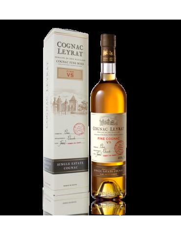 LEYRAT Cognac, VS, Fins Bois, 0.7L, 40% ABV
