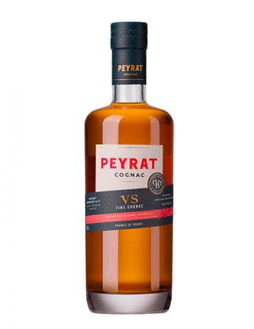 PEYRAT Cognac, VS, 0.7L, 40% ABV