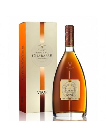 CHABASSE Cognac, VSOP, Blended, 0.7L, 40% ABV