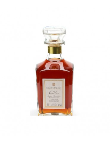 RAYMOND RAGNAUD Decanter Extra Vieux, Grande Champagne, 0.7L, 42% ABV