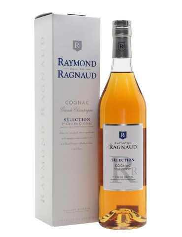 RAYMOND RAGNAUD Selection, Grande Champagne, 0.7L, 40% ABV