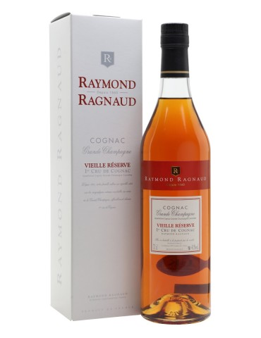 RAYMOND RAGNAUD Vieille Reserve, Grande Champagne, 0.7L, 41% ABV