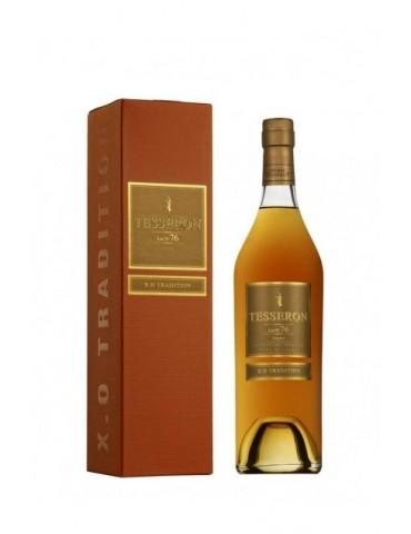 TESSERON LOT N76, XO, Grande Champagne, 0.7L, 40% ABV