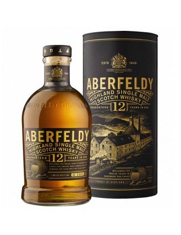 ABERFELDY 12YO, Single Malt, Scotia, 0.7L, 40% ABV