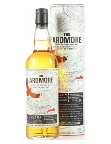 ARDMORE Legacy, Single Malt, Scotia, 0.7L, 40% ABV