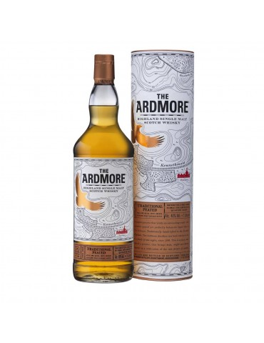 ARDMORE Traditional Peated, Single Malt, Scotia, 1L, 40% ABV