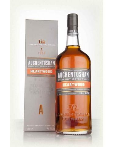 AUCHENTOSHAN Heartwood, Single Malt, Scotia, 1L, 43% ABV