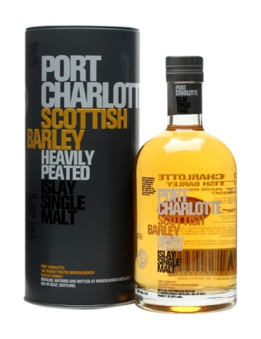 BRUICHLADDICH Port Charlotte, Single Malt, Scotia, 0.7L, 50% ABV