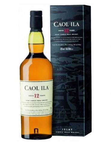 CAOL ILA 12YO, Single Malt, Scotia, 0.7L, 43% ABV