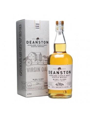 DEANSTON Virgin Oak, Single Malt, Scotia, 0.7L, 46.3% ABV