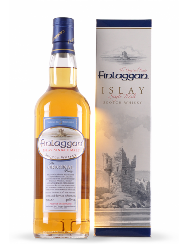 FINLAGGAN Original, Single Malt, Scotia, 0.7L, 40% ABV
