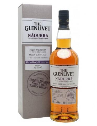 GLENLIVET Nadura Oloroso, Single Malt, Scotia, 0.7L, 60.7% ABV