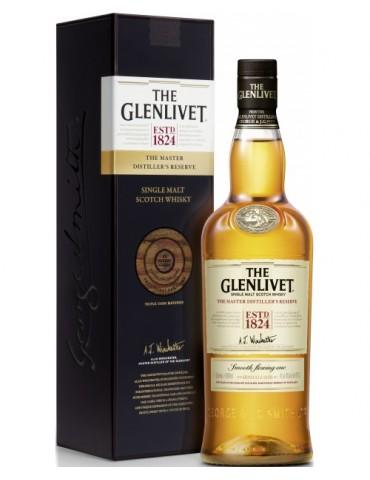GLENLIVET Master Distiller`s Reserve, Single Malt, Scotia, 1L, 40% ABV