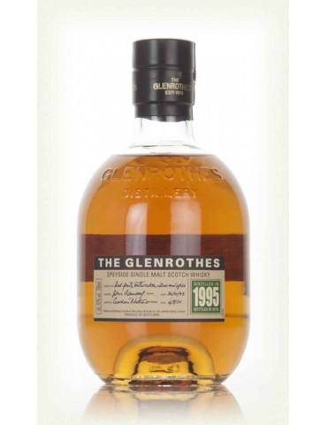 GLENROTHES 1995, Single Malt, Scotia, 0.7L, 43% ABV