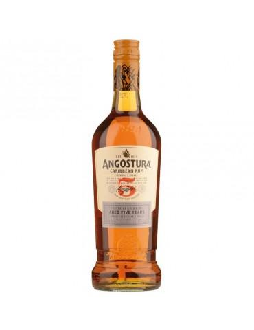 ANGOSTURA Gold 5YO, Caraibe, 0.7L, 40% ABV