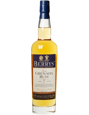 BERRY`S OWN FINEST 2003, Grenada, 0.7L, 46% ABV