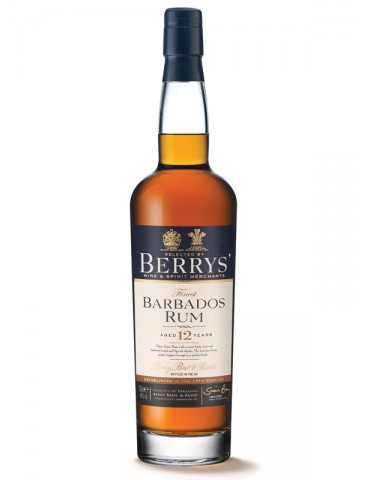 BERRY`S OWN FINEST 1998, Barbados, 0.7L, 46% ABV