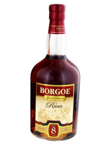BORGOE Grand Reserve 8YO, Surinam, 0.7L, 40% ABV