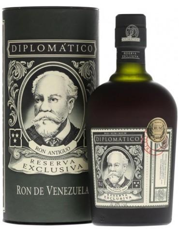 DIPLOMATICO (BOTUCAL) Reserva Exclusiva 12YO, Venezuela, 0.7L, 40% ABV