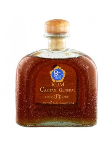 CAPITAN General Anejo 10YO, Mexic, 0.7L, 40% ABV