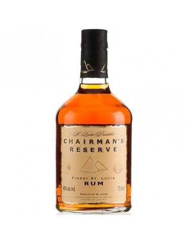 CHAIRMAN`S Reserve, St. Lucia, 0.7L, 40% ABV