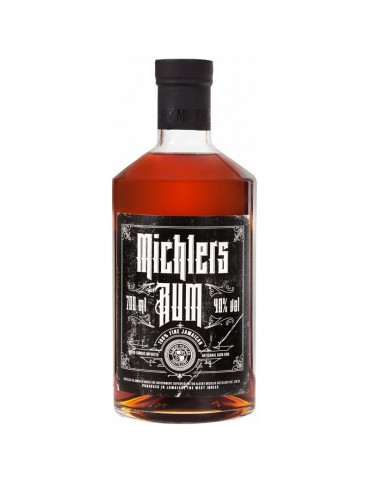 MICHLERS Fine Jamaican, Jamaica, 0.7L, 40% ABV