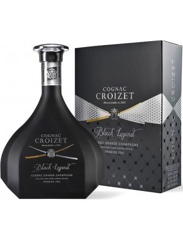 CROIZET Black Legend, VSOP, Grande Champagne, 0.7L, 40% ABV