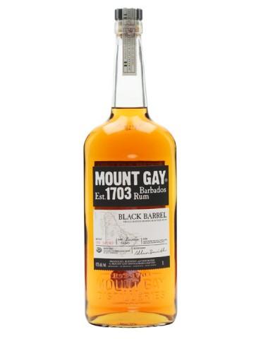 MOUNT GAY Black Barrel, Barbados, 1L, 43% ABV