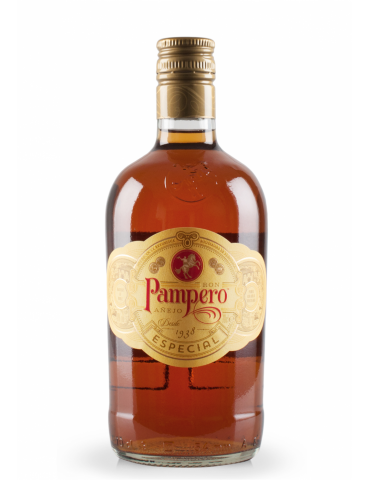 PAMPERO Anejo Special, Venezuela, 0.7L, 40% ABV