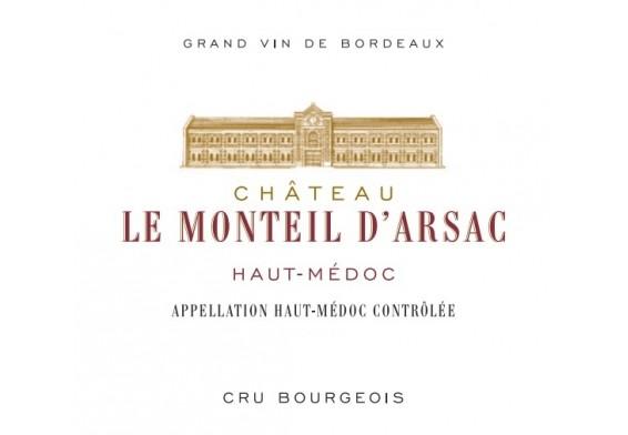 Chateau le Monteil d'Arsac