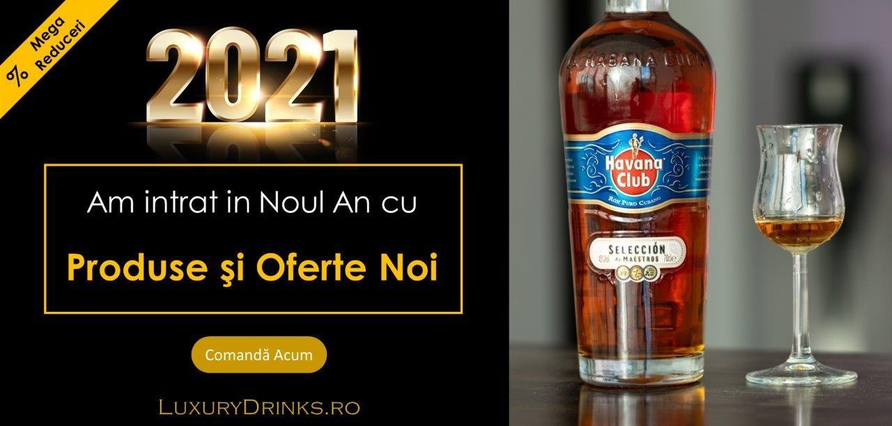 Luxury Drinks Bauturi Online Oferte Anul Nou 2021